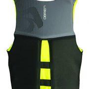 O'Brien Men's Flex V-Back Neoprene Life Vest, Yellow, XX-Large