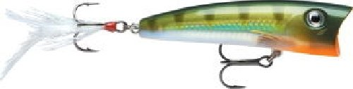 Rapala X-Rap Pop 07 Fishing lure, 2.75-Inch, Yellow Perch