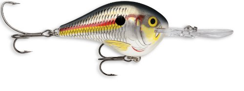 Rapala Dives-To 16 Fishing lure, 2.75-Inch, Shad