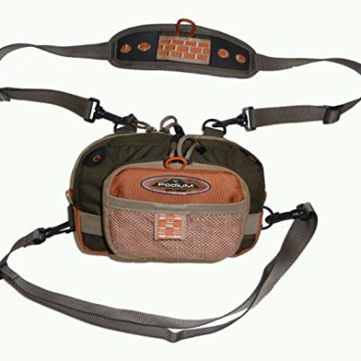 North Star Sports Rainbow Falls Fishing Chest Pack