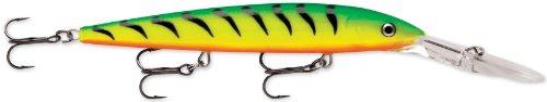 Rapala Down Deep Husky Jerk 12 Fishing lure, 4.75-Inch, Firetiger