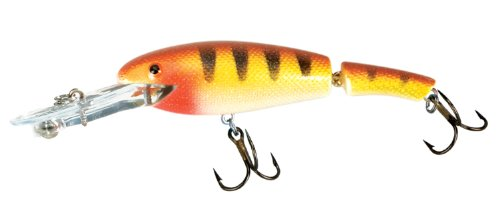 Cotton Cordell Jointed Wally Diver Fishing Lure – Special Perch