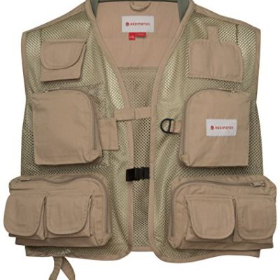 Redington Blackfoot River Fishing Vest – Tan Small/Medium