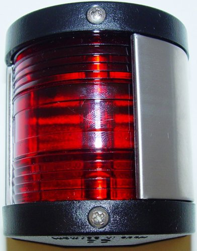 Aqua Signal Port Navigation Light (Red)
