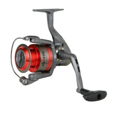 Okuma Fishing Tackle IT-80a Ignite Lightweight Spinning Reel