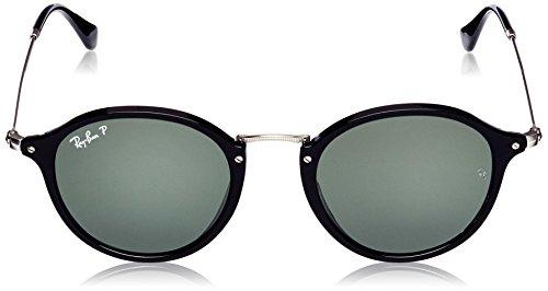 e213a2c20e Ray-Ban Men s Acetate Man Polarized Round Sunglasses