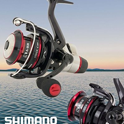 Shimano Stradic CI4+ 4000 RA Spinning reel with fightin drag
