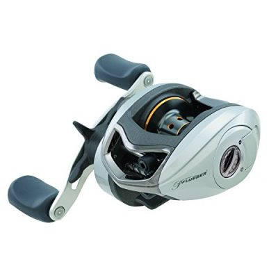 Pflueger Supreme Low Profile Reel (175/10, Right-Hand, Gear Ratio: 6.4:1)