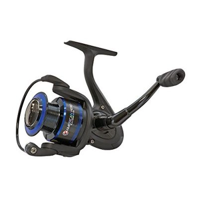Lew's Fishing American Heroes Speed Spin Series Reel, 9.5 oz./155 yd./8 lb./6.2:1