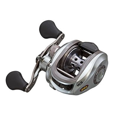 Lew's Fishing LSG1SHMG Laser MG Speed Spool Series Reel, Right Hand