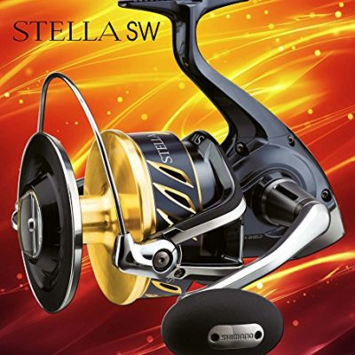Shimano Stella STL 30000 SWB Reel