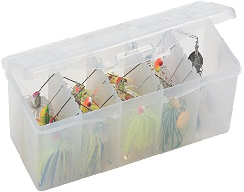 Plano Spinner Bait Box with Removable Racks