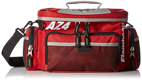 Flambeau AZ4 Fishing Soft Tackle Box Bag System